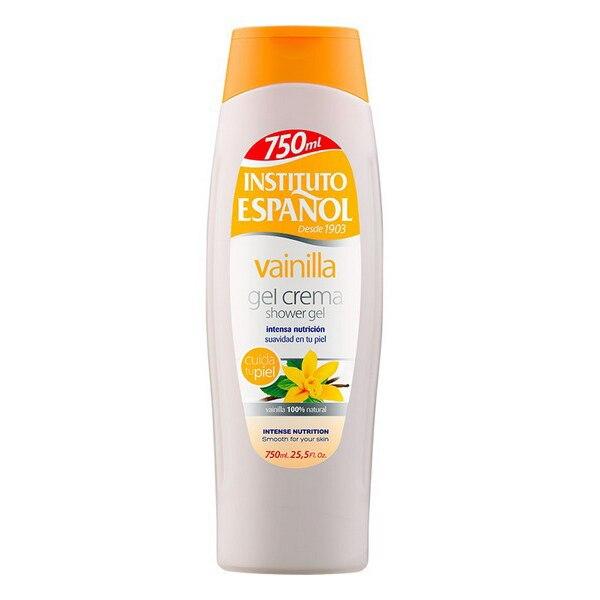 Vanilla Milk Shower Gel Instituto Español (750 Ml)