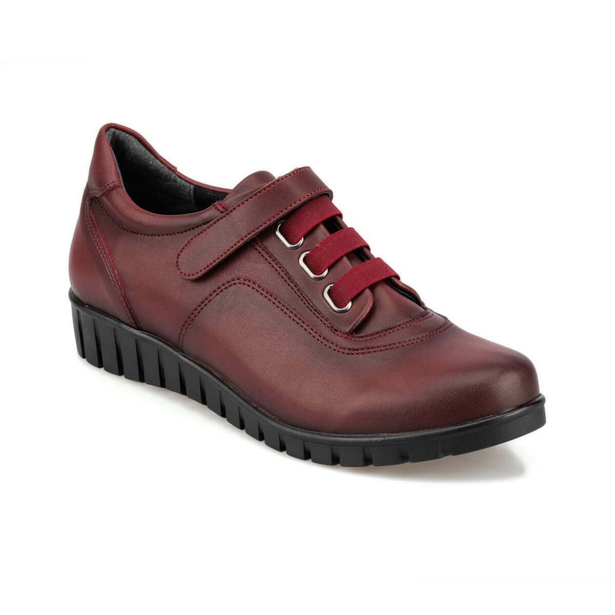 FLO 92. 151050.Z Burgundy Women 'S Sneaker Shoes Polaris
