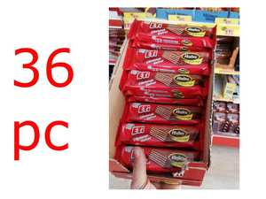 Milk Chocolate Wafer 36 pc