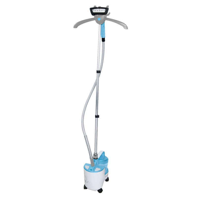 лучшая цена Steamer for clothes Galaxy GL 6203 (Disinfection, cleaning, steam temperature 98)