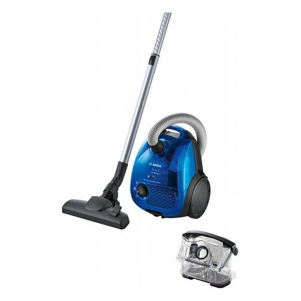 Мешковый пылесос BOSCH GL-20 3,5 л 75 дБ 2400 Вт синий