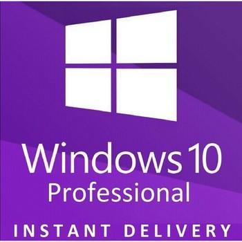 Windows 10 Professional Genuine License for 32-bit and 64-bit Digital License for Activation