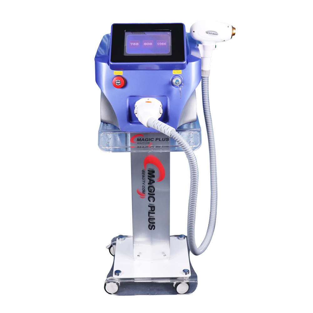 Factory Price 808nm 755nm 1064nm Diode Laser Hair Removal 3