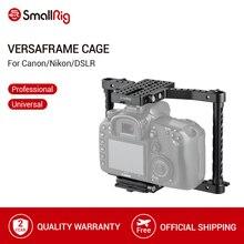 SmallRig Kamera Käfig Für Canon 50 60 70 80D MarkII 5D MarkIII 5DS Für Nikon D7000 7100 7200 Für Sony a9 DSLR Kamera Rig 1584