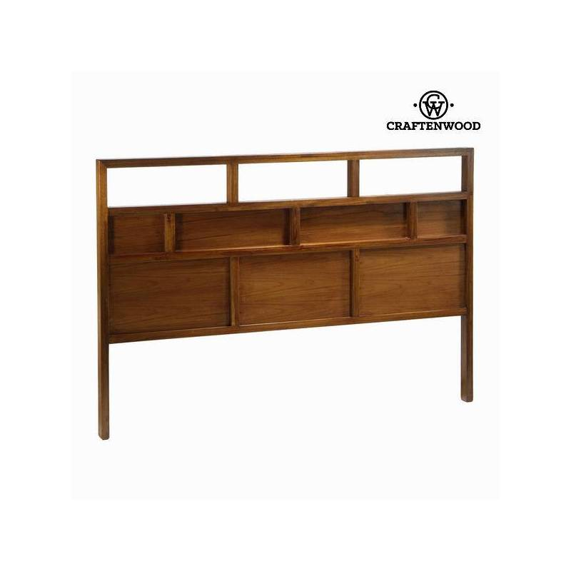 Headboards Wood Mindi (160x110x5 Cm)-The Collection Chocolate Craftenwood
