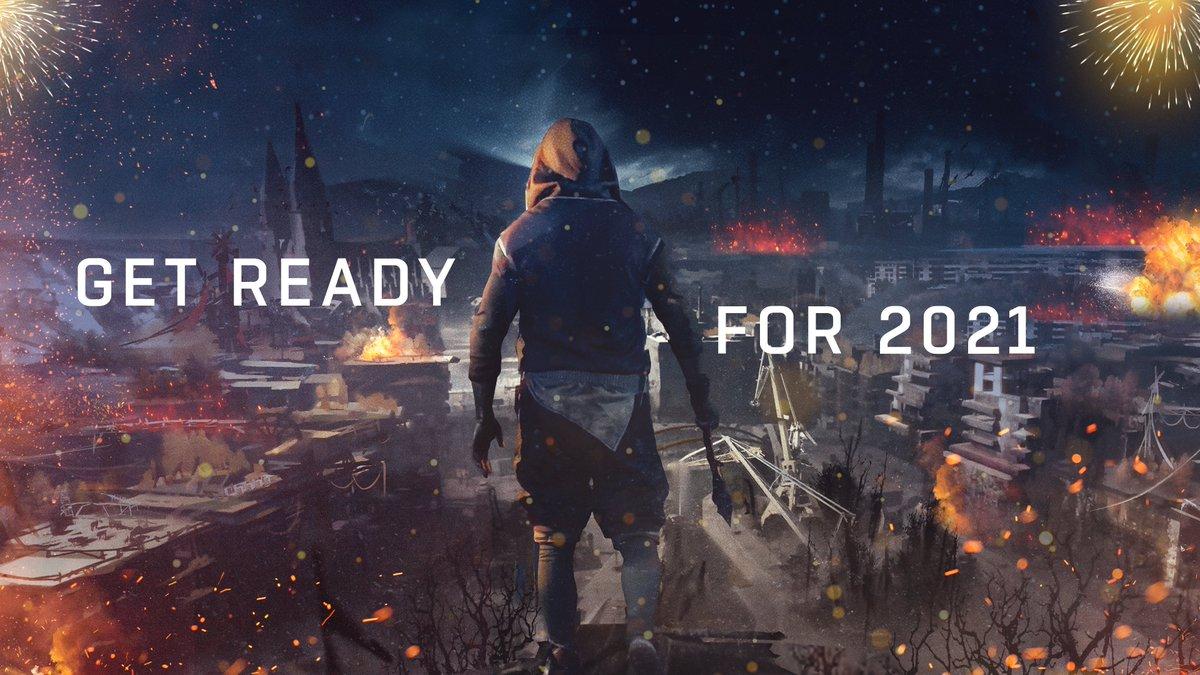 《消逝的光芒2》新情报将在2021年内公布