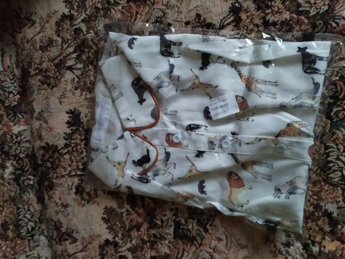 Cute Animals Print Women Blouse New Shirt Top Turn Down Collar Long Sleeve Top S Xxl White Blouse Blusas Feminina photo review
