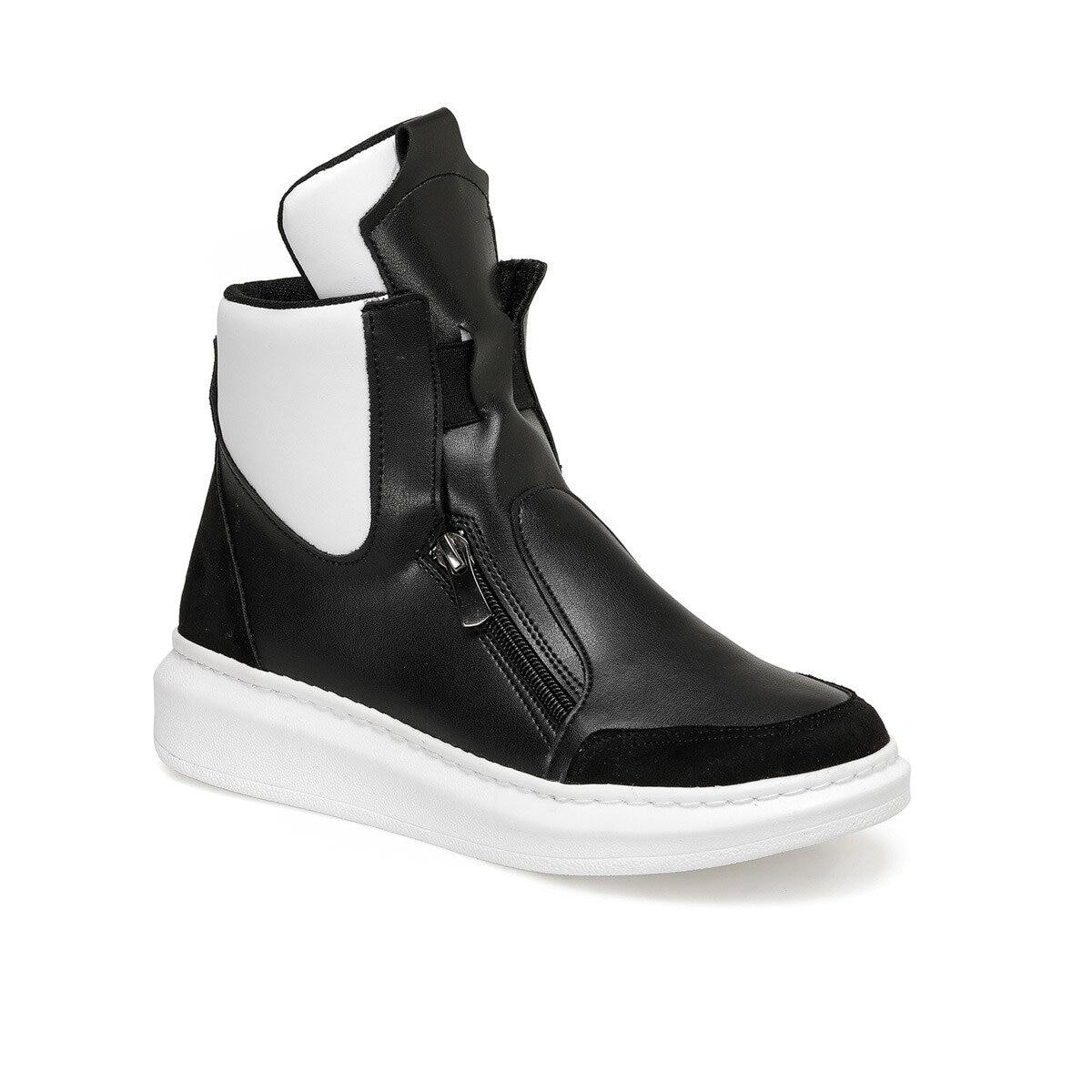 FLO 19SF-2070 Black Women Boots BUTIGO