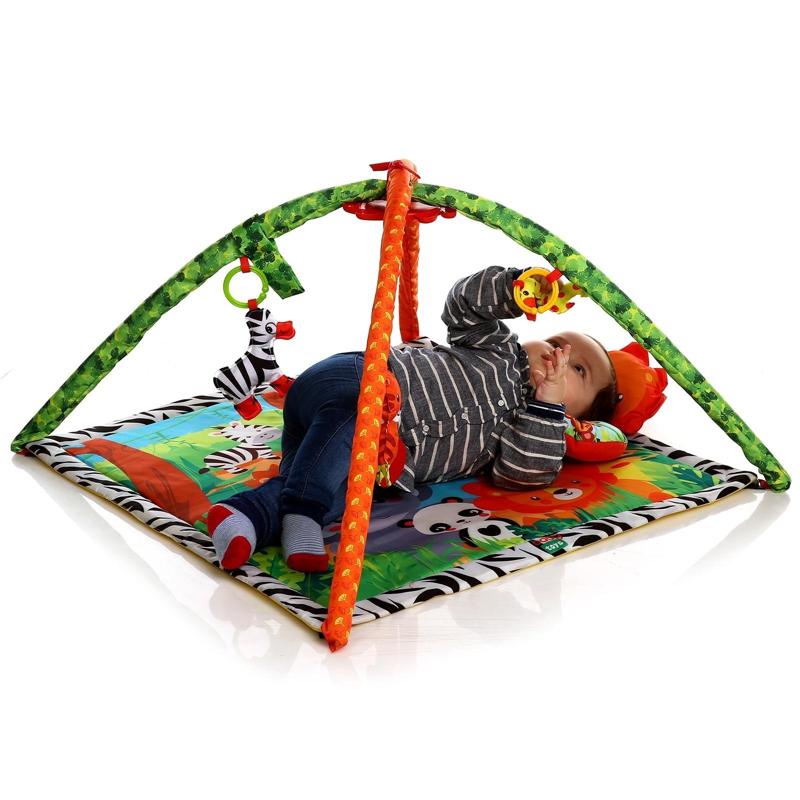 Ebebek Baby Toys Safari Baby Play Mat