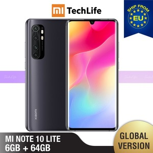 Global Version Xiaomi Mi Note 10 Lite 6GB RAM 64GB ROM (Brand New / Sealed) note10, note10lite