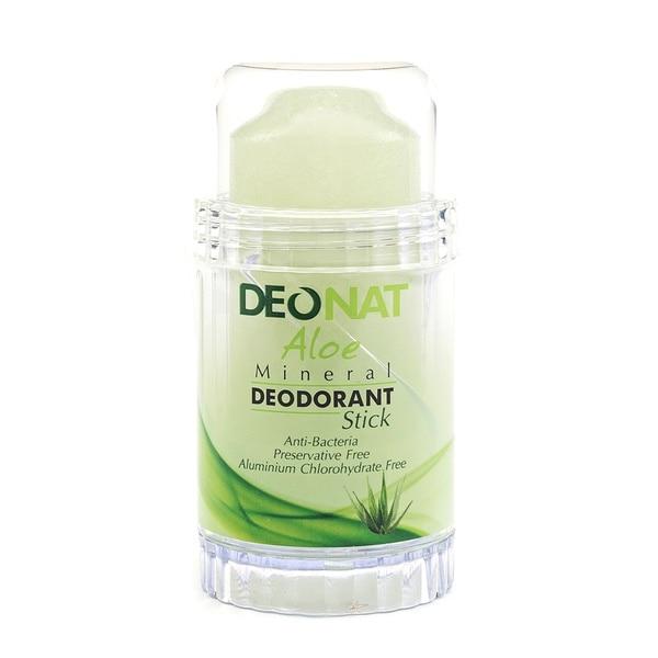 Deonat Deodorant Crystal With Aloe Juice, 80g