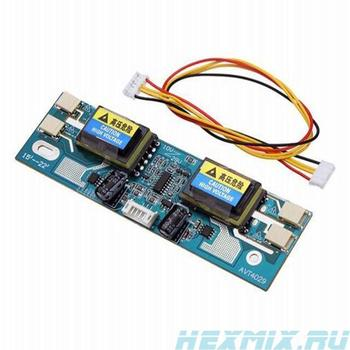 Avt4029 CCFL inverter for 4 lamps