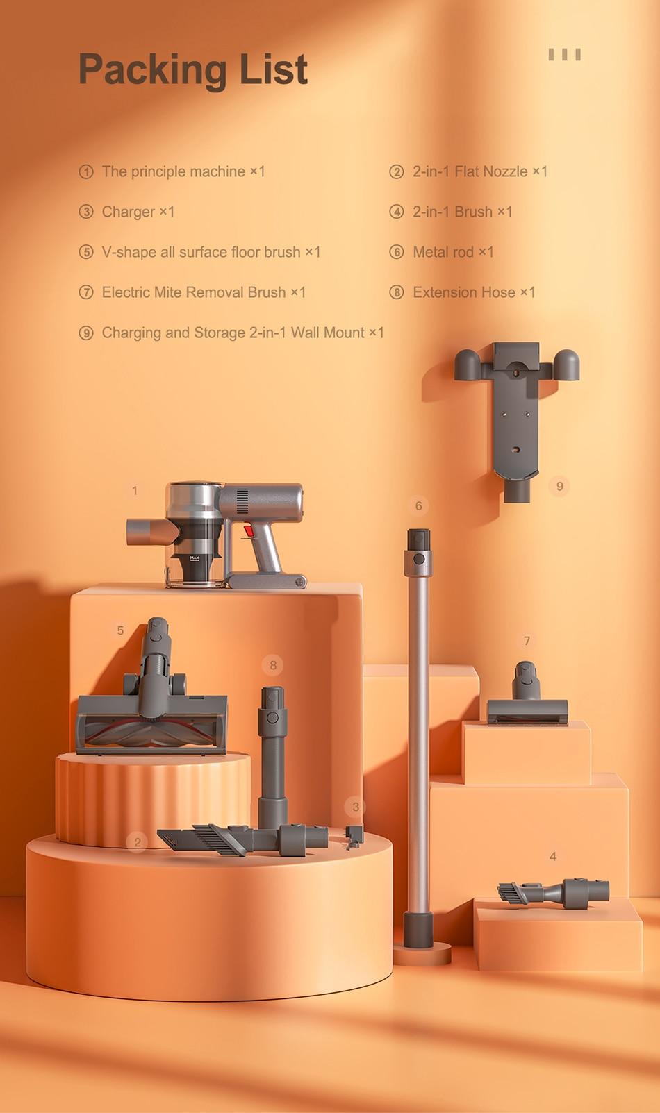 Dreame V11SE Vacuum Cleaner
