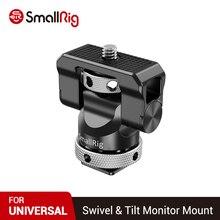 SmallRig Camera EVF Núi Xoay 360 Độ & Độ Nghiêng 140 Độ Màn Hình Gắn W/Giày Lạnh Flash Adapter Micro chân Đế 2346