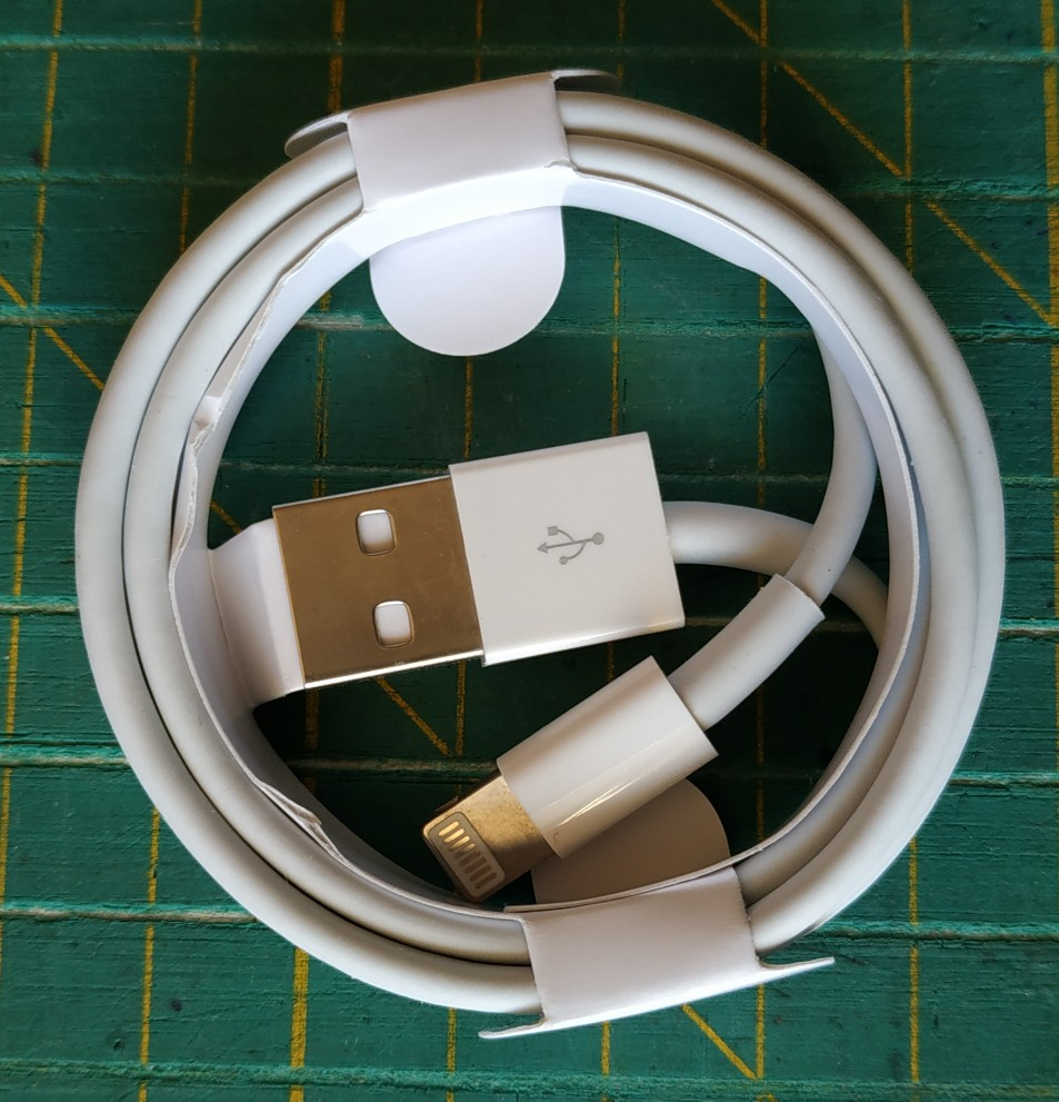 Original USB Cable Fast Charging USB Charging Data Sync Cable For iPhone X 8 7 6 6S Plus 5 5S For iPad Air Charger Cord With Box|Mobile Phone Cables| |  - AliExpress