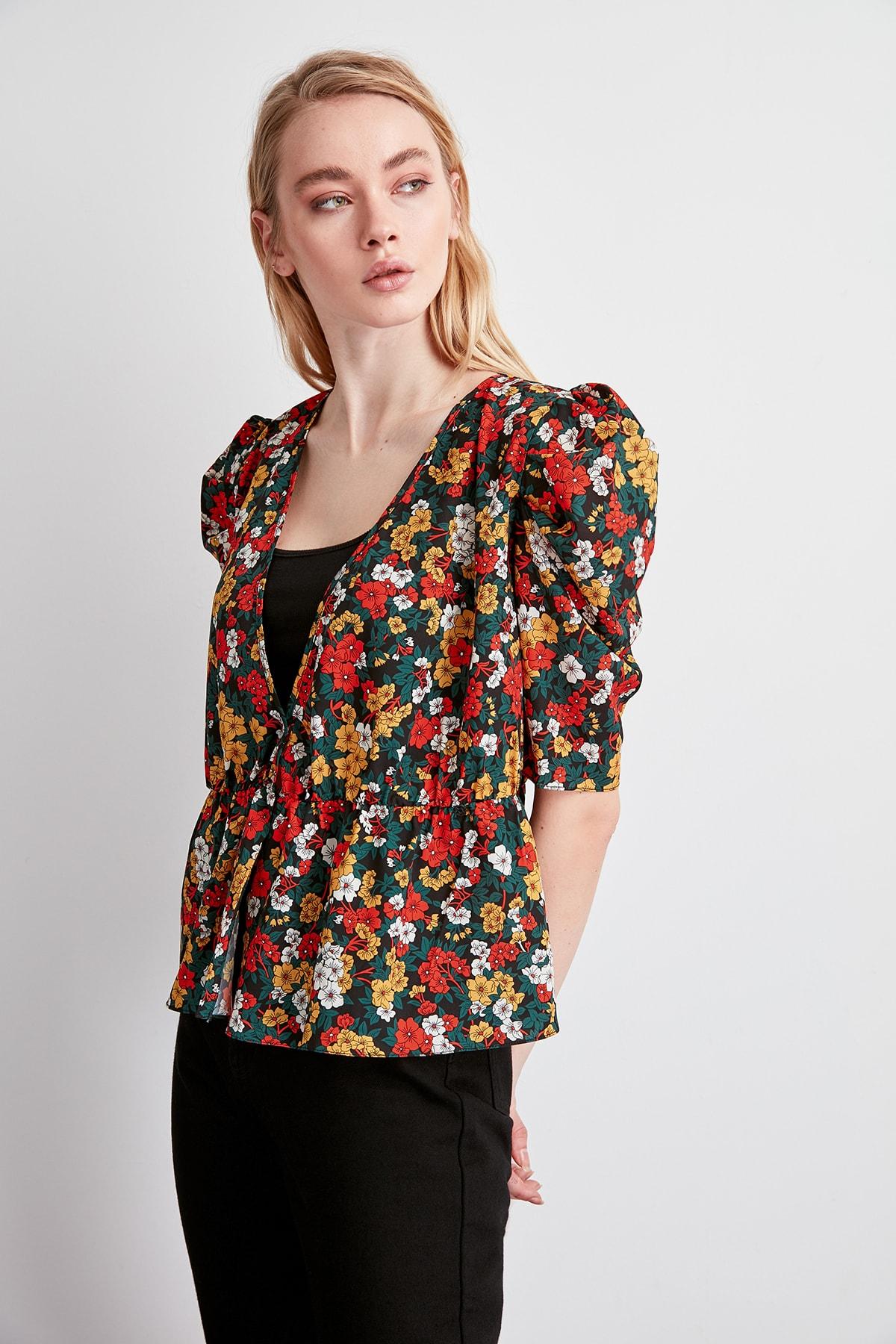 Trendyol Gusset Bluz TWOSS20BZ0024