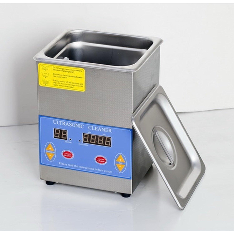 Bucket Ultrasonic Cleaning Tank 2 Liters Mod-120HTD