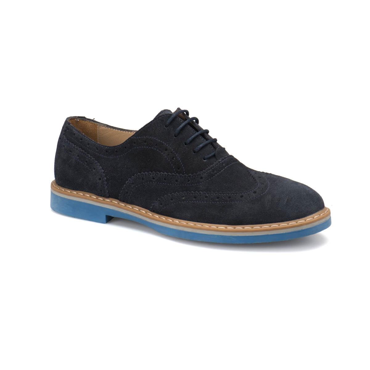 FLO 61104 M 1506 Navy Blue Men 'S Modern Shoes Garamond