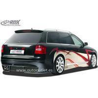AUDI A6 4B 2001 + Avant extension rear bumper RDX|Bumpers|   -
