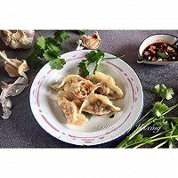 老福州风味//笋干猪肉饺(附笋干泡发的方法)的做法图解15