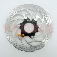 Altus m2000 série SM-RT10 mtb mountain bike centro de bloqueio disco freio rotor da bicicleta 180/160mm
