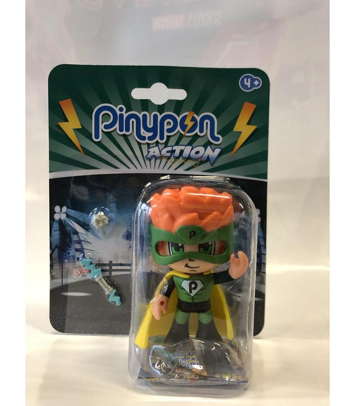 Figure Pinypon Action Super Hero Toy Store Articles Created Handbook