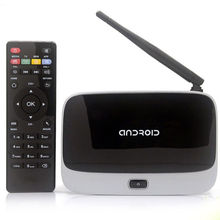 Quad-Core Smart TV BOX Android 4.2 TV