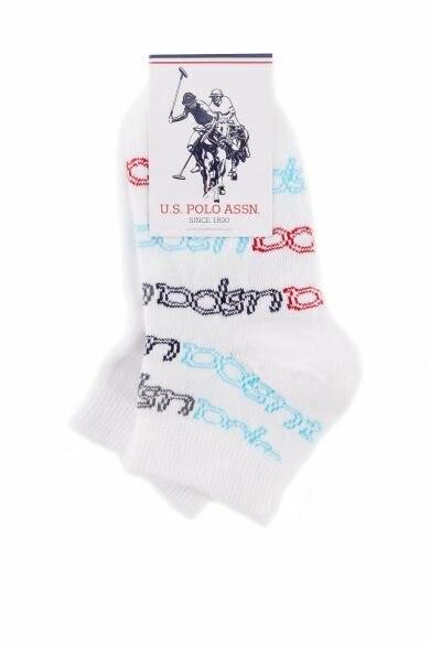U.S. POLO ASSN. 2 Pack Boys Socks