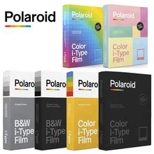 Ban Đầu Polaroid Tôi Loại B & W Đen Màu Phim Ảnh Tức Thì Giấy 8 Tờ Cho Polaroid Onestep +, onestep2 VF +, Không Thể 1 1