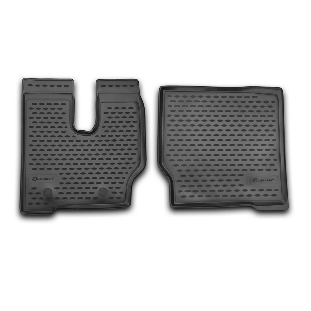 Floor Mats For SHACMAN F 2000, 2013-2014, 2 PCs NLC.97.01.210k