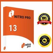 Empresa Nitro Pro 13⭐Convertidor de lectura en PDF, versión Derniere⭐Ganar/Mac✅Vie Time100 %✅Soutien à la clientela✅Vendeur d