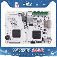 Монохромная плата ChiTu L M1 с драйвером TMC2209 STM32F407 32 бит Поддержка 8,9 дюйма 4k моно ЖК 3D-принтер