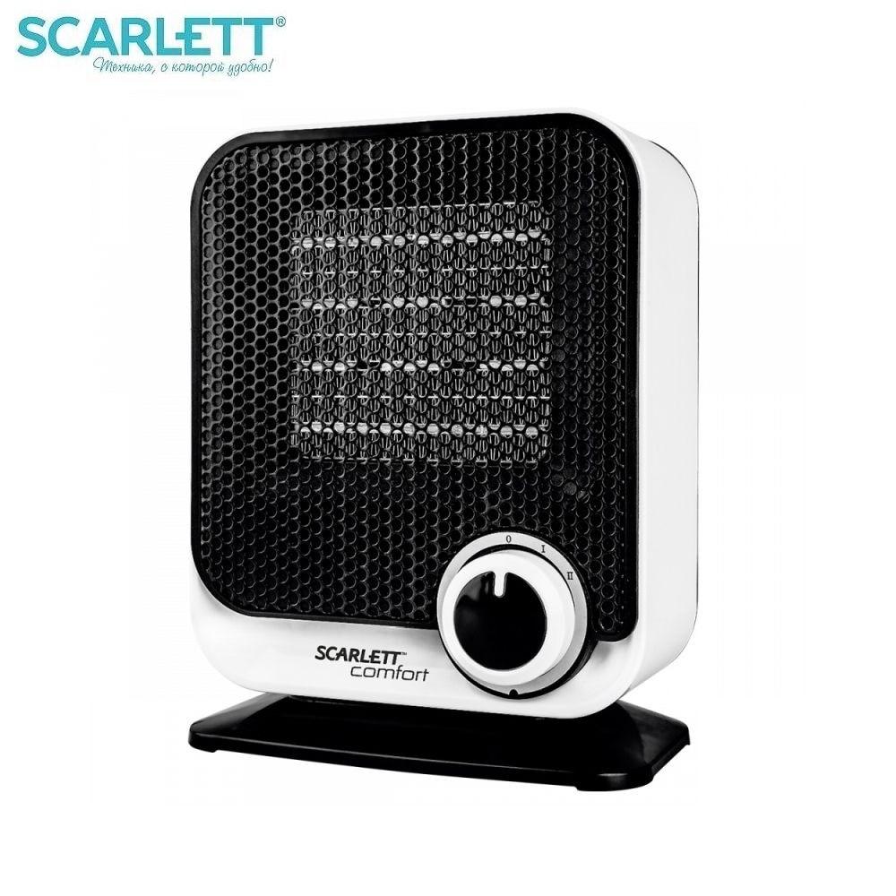 Fan Heater Scarlett SC-FH53K11 1500 W electric heat gun mini Household appliances for home