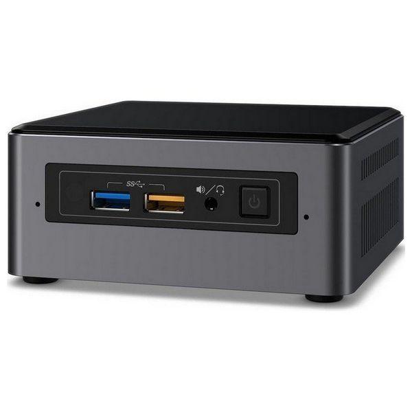 Mini PC Intel NUC NUC7PJYH Pentium J5005 WIFI LAN Bluetooth Black