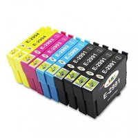 Pack 10 cartriges T29XL T 29 XL t2991 t 2991 2992 2993 2994 Compatible for Epson printer XP435|Ink Cartridges|Computer & Office -