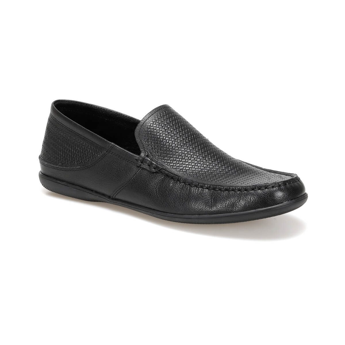 FLO GZL-50-1 Black Male Shoes Flogart
