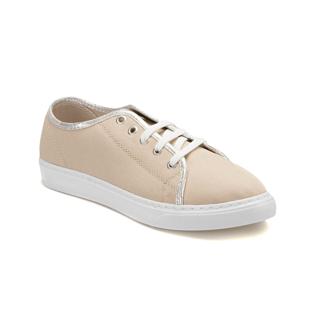 FLO U1503 Z Beige Women 'S Sneaker Shoes Art Bella