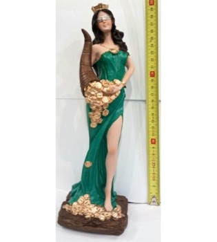 Doisa Fortune 30 Cm Decorated Plaster Made In Spain