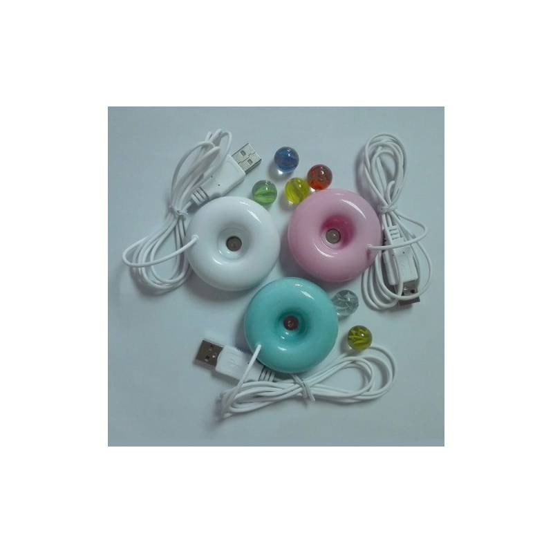 Mini Humidifier Usb Doughnuts