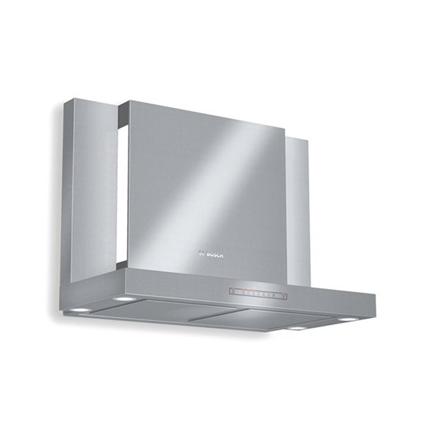 Conventional Hood BOSCH DWB099752 90 Cm 770 M3/h 58 DB 317W Stainless Steel