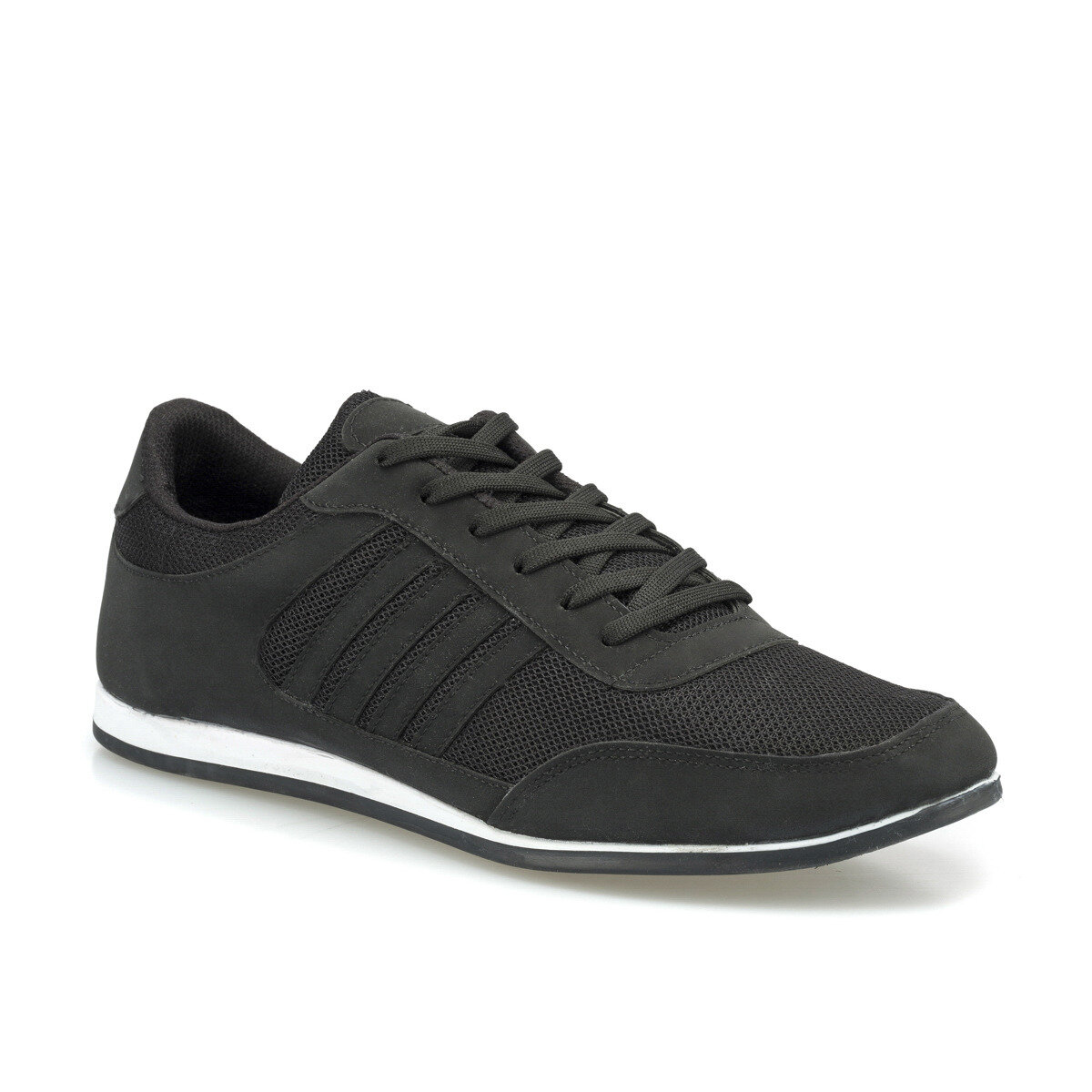 FLO 356514.M Black Men 'S Sneaker Shoes Polaris