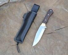 Bushcraft bıçak, keskin , paslanmaz çelik bıçak,tek parça bıçak,yüksek kaliteli, doğa bıçak, garantili, HGPRMWEN