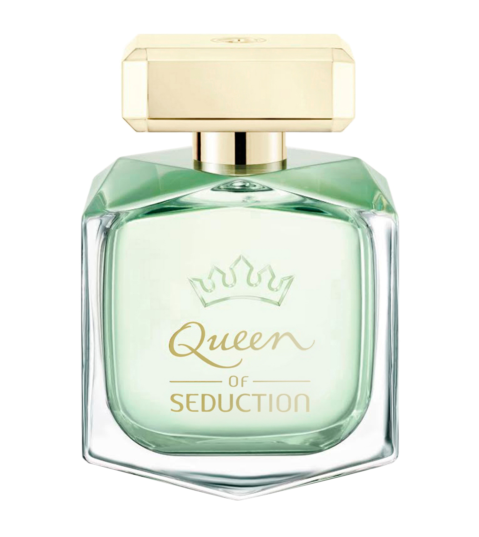 Perfume Antonio Banderas Queen Of Seduction Eau De Toilette Perfume 80 Ml.