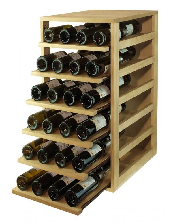 Estante Botellero Para 42 Botellas