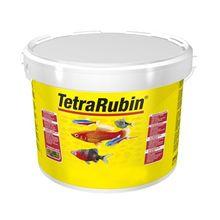 Корм для рыб TETRA TetraRubin в хлопьях для улуч.окраса всех видов рыб 10 л(ведро