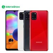 Смартфон Samsung Galaxy A31 4/64GB [Ростест, новый, SIM любых операторов, официальная гарантия]