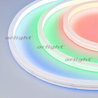 025551 Flexible Neon Arl-moonlight-1213-top 24 V RGB Arlight Coil 5 M