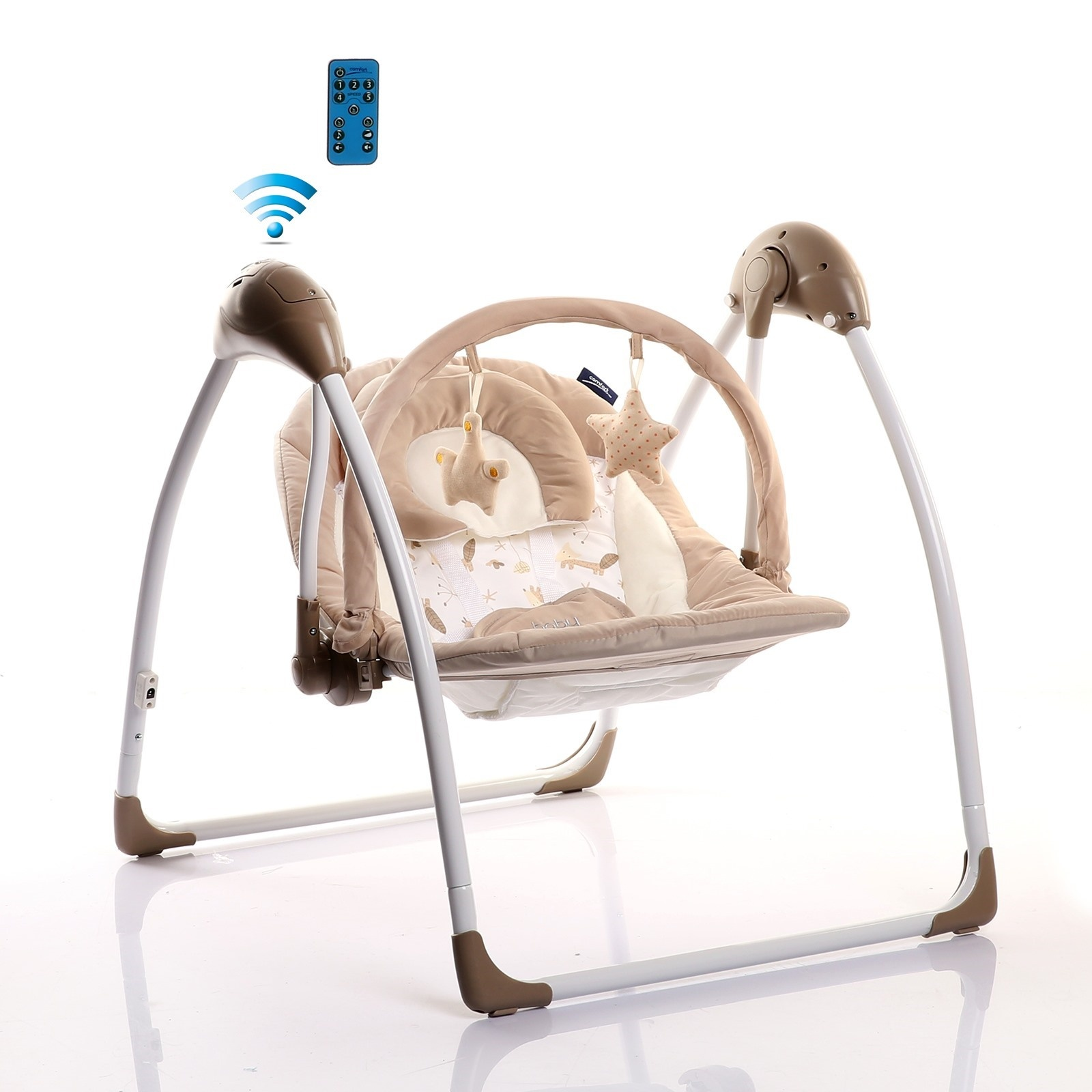 ebebek baby plus Comfort Automatic Swing