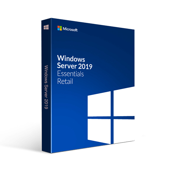 Microsoft Windows Server 2019 Essentials Microsoft G3S-01310 OEM (Spanish)