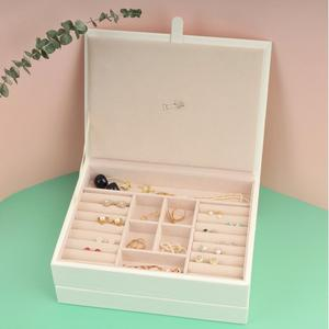 Classic Jewellery Box ring and